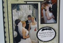 Wedding album page ideas