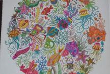 My Paintings / Lost Ocean Paintings