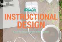 """Instructional Design / What is Instructional Design """"Instructional Design is the systematic development of instructional specifications using learning and instructional theory to ensure the quality of instruction. It is the entire process of analysis of learning needs and goals and the development of a delivery system to meet those needs."""" Read more at the https://therockwellproject.com/what-is-instructional-design/"""