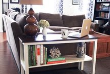 Home DIY Interior Projects & Furniture Makeovers / by Sherry Smith