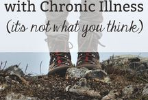 Chronic Illness Tips + Tricks