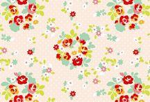 Pretty Fabric / by Nikki Hall