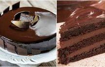 Γλυκά Σοκολατένια