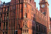 Manchester, UK, Mi Amore