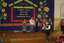 dekoracje szkolne