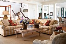 Furniture placement for Open Floor Plan / by Cheryl Lockhart