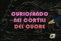 """""""Curiosando Nei Cortili Del Cuore """""""