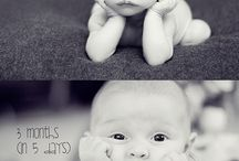 Baby Picture Ideas / by Tricia Ebersole