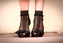 Fabulous footsie wear