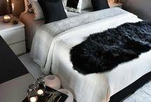 κρεβάτια όμορφα στρωμένα
