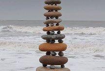 praying rocks