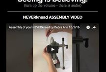 Assemble Your NEVERknead! Super Easy! / New for October 2016 - new assembly video for The NEVERknead polymer clay kneading machine! Why in the world are you still conditioning your polymer clay by hand (ouch!!)?? Get your NEVERknead here: http://neverknead.com/video.html