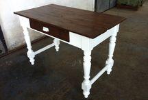 Tavoli e scrivanie / Restyling e restauro tavoli e scrivanie
