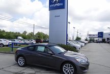 SOLD!! 2013 Genesis Coupe $27,989 Stock #5467 / Year:2013 Make:Hyundai Model:Genesis Series:2.0T Premium Auto Body:2 Dr Coupe Engine:2.0L 4Cyl Turbo Transmission:Automatic Miles:13 Price:$27,989