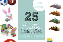 Easter ideas / by Elizabeth Breeden Gandy