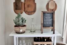Serving Ware Storage/Display