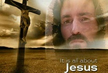 All About JESUS / by Alisha Genovese-Green