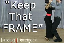 Things Dance Teachers Say / Things that Ballroom dance teachers say to their students. They want to make them better, and sometimes tough love is the best lesson!