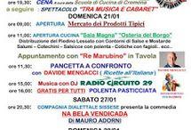 Festa dal Pipén dal 20 al 28 gennaio Torricella Del Pizzo (CR)