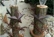 Outdoor decorating