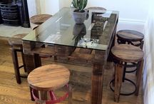 Bars & bar stools / A collection of beautiful bars & bar stools