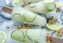 Ice lollies / Food & Drink