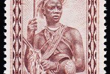 Ruanda-Urundi Stamps