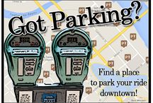 Did you know? / Information about our downtown area!