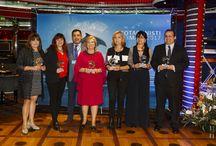Costa Cruceros premia a Triana Viajes en la gala Protagonistas del Mar.