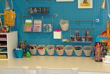 Speelkamer & Kinders kamer