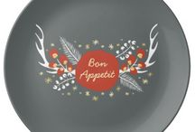 Holiday Decor / Brand new collections of trendy chic holiday decor collections by Maison Yellow.