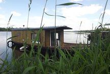Hébergement insolite / Bateau, cabane, bulle, carré, pyramide... - www.versionvoyages.fr - Version Voyages
