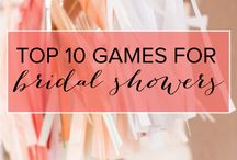 Games for bridal shower