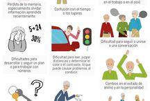 Alzheimer / Selección de imágenes relacionadas con la enfermedad de Alzheimer.
