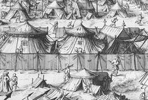 Medieval and Early Modern Tents
