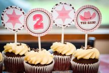 Cowboy / Cowgirl Party | THEME / by Forever Your Prints