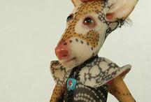 куклы необычные