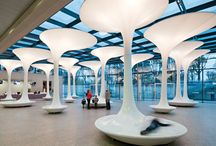 Architecture: Big Spaces / Large architectural spaces for inspiration