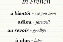 Learn: French