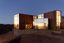 Architecture and Interior Design / I like organic boxes with glass in them.  So, what? / by Bailey B