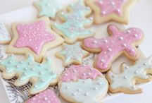 Christmas Cookies / by Rebecca Hilts