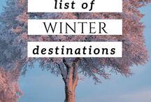 Reiseziele Bucketlist / Diese Orte, Länder und Städte möchte ich noch einmal bereisen! Kommst du mit?