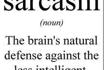 scarcasm