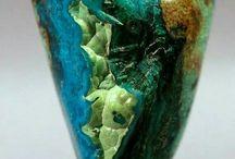 chrysocolla chalcedony