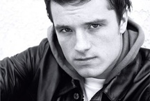 Josh hutcherson / Anything to do with JOSH HUTCHERSON!  / by Sophie White