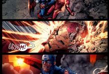 ^Marvel Live Panels^ / Panels, captured emotions of the best,worst and strangest moments every comic book legit follower loves and hates / by Mary Martinez