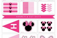 minnie printables