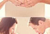 fotos grávida e bebê