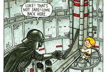 Darth Vader e hijos