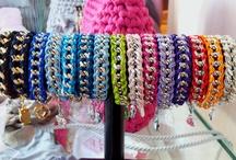 BRACCIALINI / by giochi di crochet ravenna